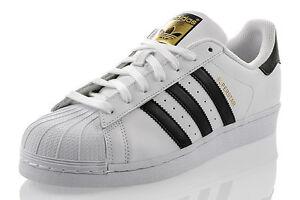 exklusiv Adidas Herren Superstar Ii Schuhe Schwarz Weiß