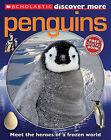 Scholastic Discover More: Penguins by Tony Gordon-Harris, Penelope Arlon (Paperback / softback, 2012)