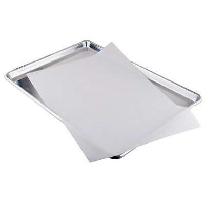 20 ct. Full Size Parchment Paper Cookie Sheets / Baking Pan Liners 24 x 16