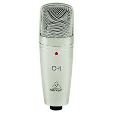 Behringer C-1 Condenser Cable Professional Microphone