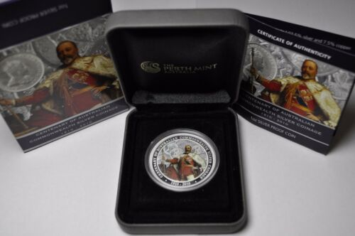 1910-2010 Centenary of Australian Commonwealth Silver Coinage King Edward VII