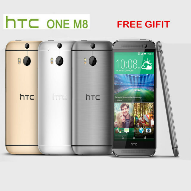 HTC M8 5in 2GB+32GB Android 5.0.1 Quad-core Mobile Smartphone GOLD SILVER BLACK