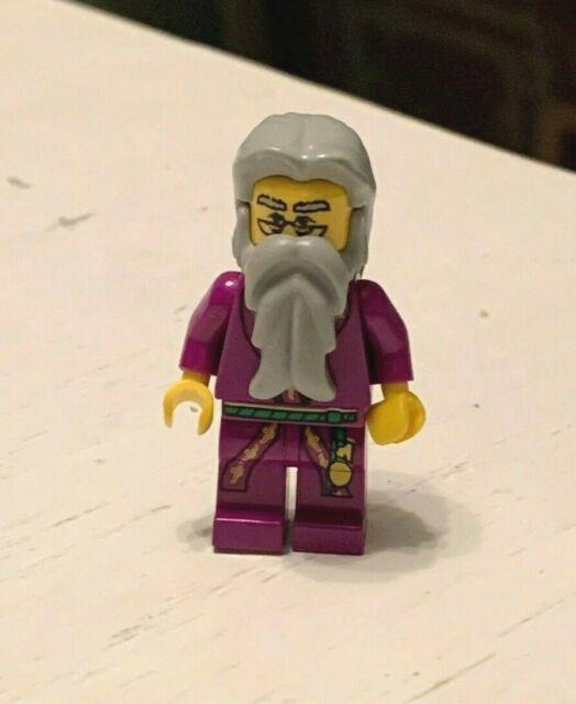 Lego Albus Dumbledore 4729 4707 4709 Yellow Version Harry Potter Minifigure