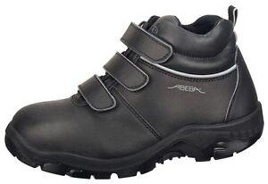 ABEBA-Sicherheitsschuhe-anatom-Stiefel-schwarz-2281-S3-Kuechenschuhe-Arbeitsschuh