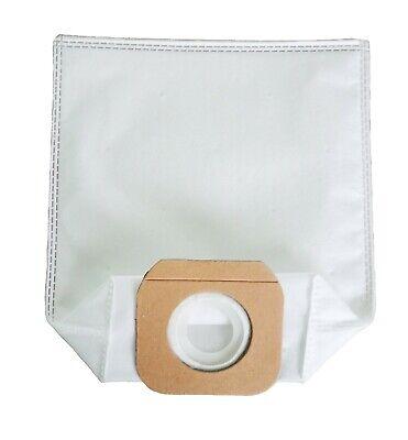 H250K 8 sacchetti filtro sacco in carta per aspirapolvere Hoover Exclusiv 700