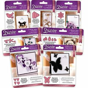 Crafter-039-s-Companion-Die-039-sire-039-Mixed-Media-039-Card-Fabric-Dies-FULL-RANGE