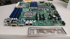 SUPERMICRO X8DT6-F Mobo Combo 2x Intel x5687 3.6ghz cpus, 12x DDR3, LSI SAS2