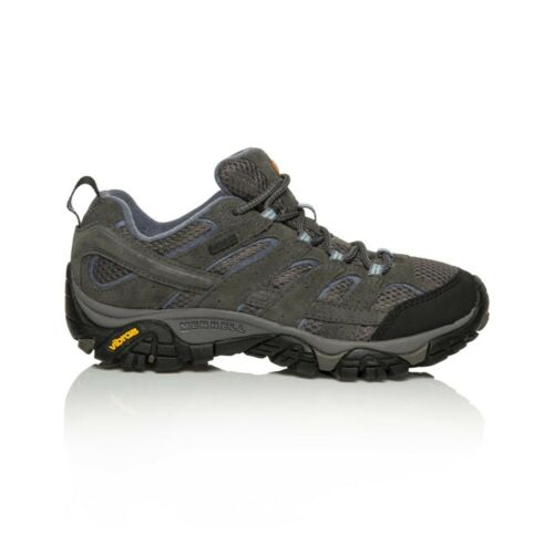 Merrell Moab 2 Waterproof Women's Hiking Shoe Granite