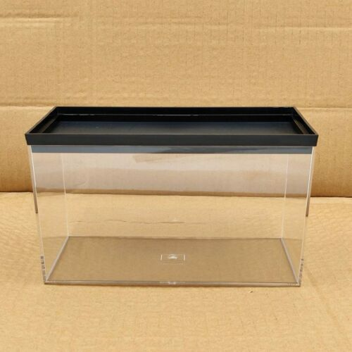 Acrylic Case Motorcycle Model Car Display Boxes Dustproof Storage Box Clear 20cm
