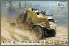 OTTER-WW II Allied BLINDATI Recce Car (canadesi & esercito polacco MKGS) 1/72 IBG
