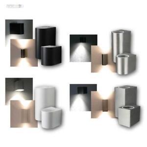 DEL-Exterieur-Lampe-Murale-Appliques-Murales-exterieures-lampes-murale-eclairage-230-V-Lampes-pour