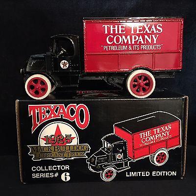 1925 MACK BULLDOG LUBRICANT DIE CAST DELIVERY TRUCK TEXACO  #6 by ERTL #9040