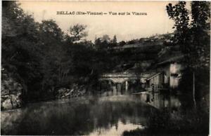CPA BELLAC Vue sur la Vincou (611262)