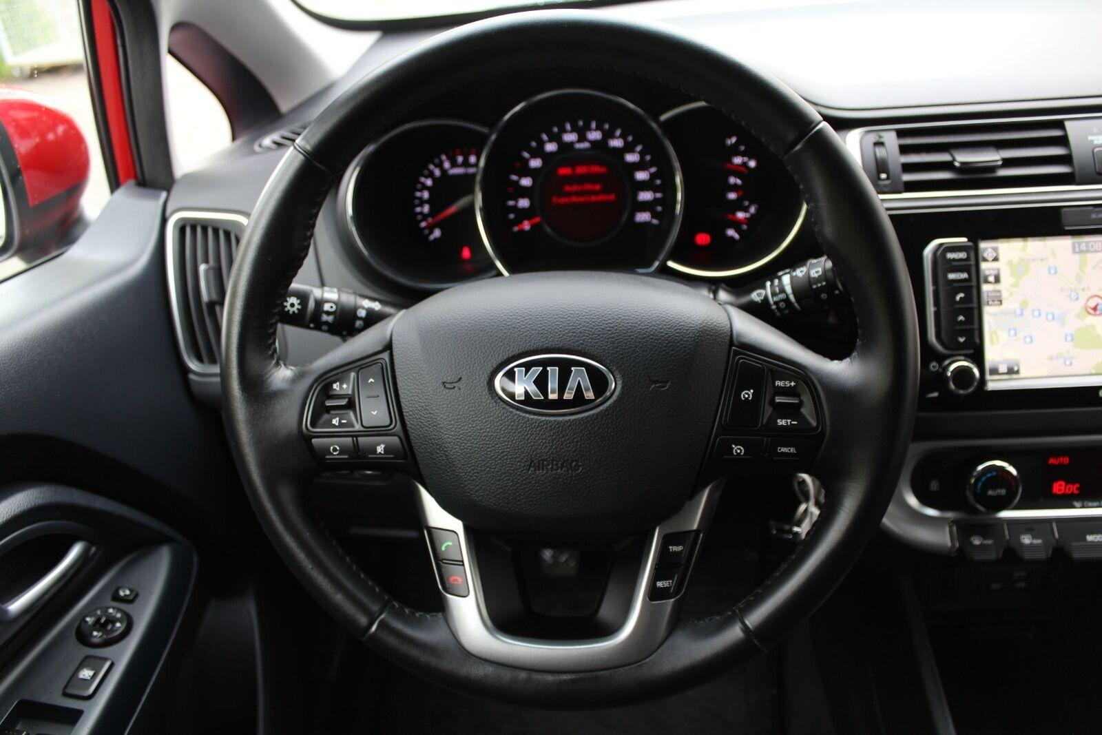 Kia Rio 1,4 CVVT Attraction+ - billede 8