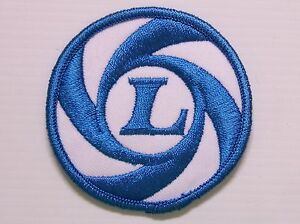 BRITISH-LEYLAND-EMBROIDERED-PATCH-WOVEN-CLOTH-BADGE-SEW-ON-BLMC-MOTORING-COMPANY