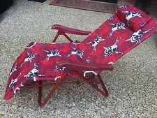 Pirates of the Caribbean Lounge Patio Chair - Disney, Folding, Adjustable