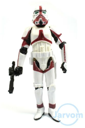 Star Wars 30th Anniversary Mandalorien incinérateur Stormtrooper Loose complet