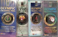Vtg 1996 Officially Licensed Olympic Trading Pin Collector Atlanta Ga
