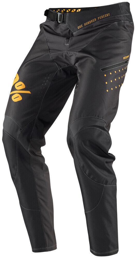 100% R-Core DH Pants Charcoal 2019