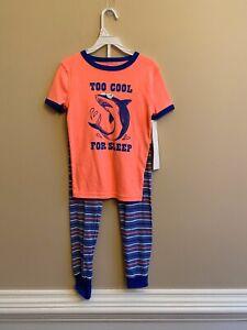 NWT ☀OSHKOSH☀ Boys Pajamas NO SLEEP TIL  CHRISTMAS  New    12     $28