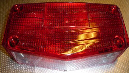 GSX 400 E//GS Original Rücklichtglas pour Suzuki GSX 250 E GS 650 G GSX 450e-t