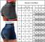Damen Denim Shorts Jeans Hotpants Kurze Hosen High Waist Röhrenjeans Bermuda