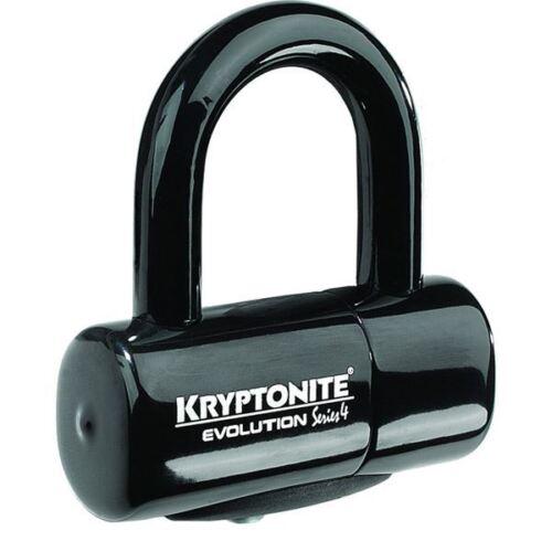 Kryptonite Evolution Series 4 Disc Lock-Noir