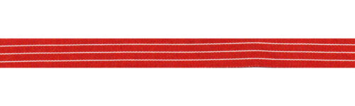 CANADIAN FORCES DECORATION MINIATURE MEDAL RIBBON 6 INCHES 15cm