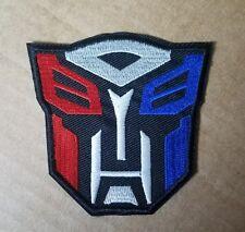 Transformers Autobot Multi-Color Face Logo Enamel Metal Pin NEW UNWORN