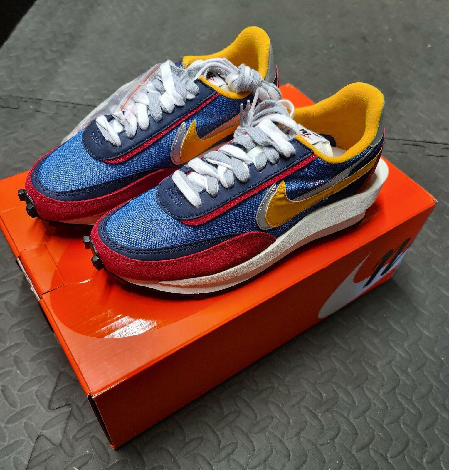 Sacai x Nike LD gaufre