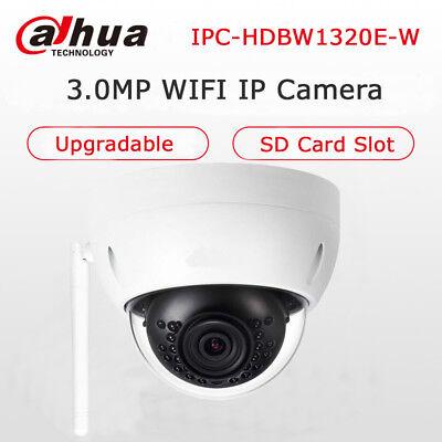 Dahua 3MP IPC-HDBW1320E H.264 HD 3DNR Network Security Dome IP Camera Upgradable