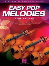 Pop Violin Sheet Music ~ Beatles, Elvis, Journey, Coldplay, Stevie Wonder, More!