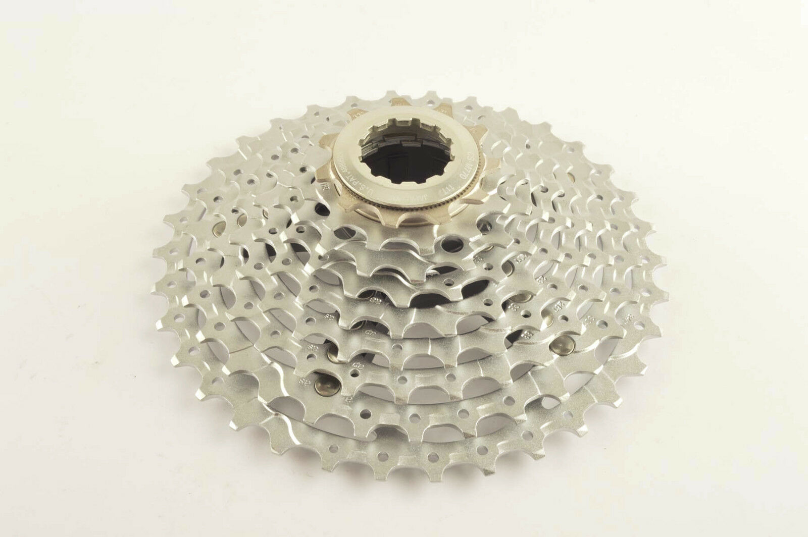 NEW Shimano Deore XT  CS-M770 9-speed cassette 11-34 teeth from 2008 NOS