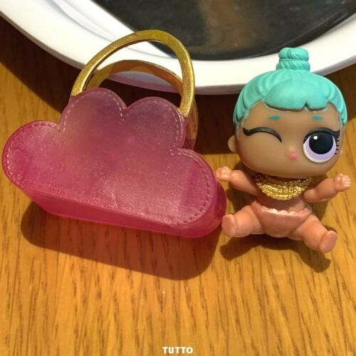 With bag LOL Surprise LiL Sisters L.O.L GENIE rare SERIES 2  dolls toys