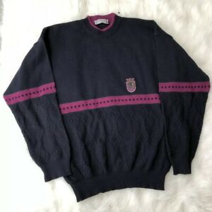 475b9438447 Extremaly Rare Yves Saint Laurent Vintage Big YSL Logo Multicolor ...
