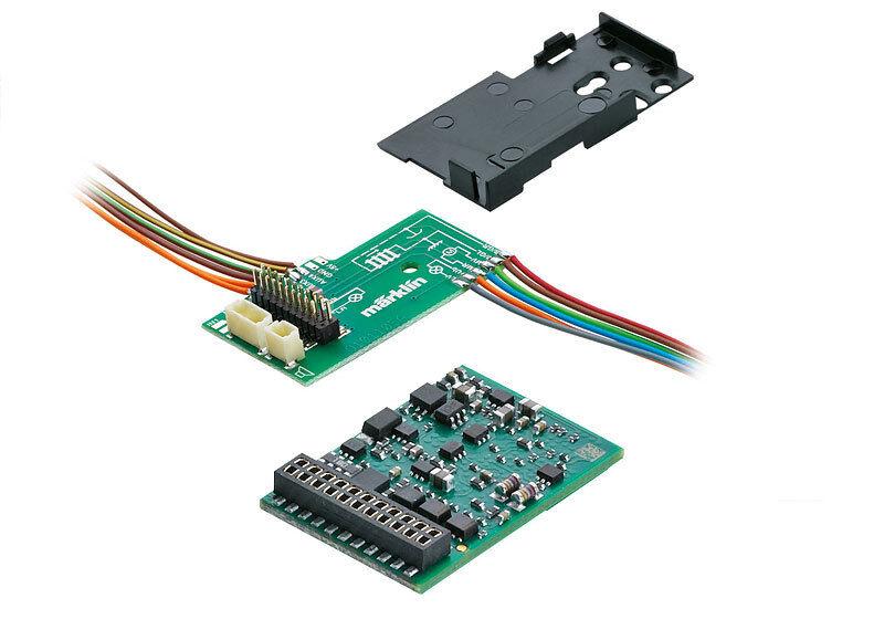 Märklin 60972 Lok-Decoder mLD 3 mit 21 Poliger Schnittstelle  NEU    Verwendet in der Haltbarkeit