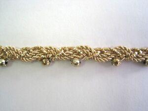 1-M-mano-lavorate-bordato-BOUILLON-ORO-bo-gb-1278