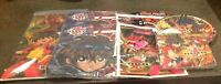 Bakugan Battle Party Pack Table Cover 16 Treat Bags Masks Napkins 8 Plates