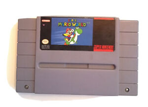 Super-Mario-World-NES-Super-Nintendo-Entertainment-System-Cartridge-Only