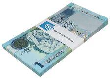 Libya 1 Dinar X 50 Pieces (PCS), 2004, P-68b, UNC, Half Bundle