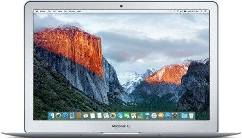 MacBook Air, 13-incl, early 2015