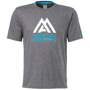 """fb8c79710 Details about The North Face """"Mountain Athletics"""" Reaxion T-Shirt Men's 2XL  BNWT FREE SHIPPING"""