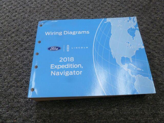2018 Lincoln Navigator Electrical Wiring Diagrams Manual ...