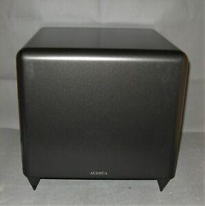 2712* speaker AUDICA CS SERIES CS-SUB8 neuf !! dans son emballage d'origine