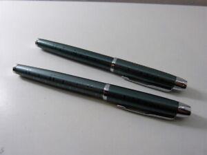 belle parure de stylos PARKER III, stylo plume , stylo bille -