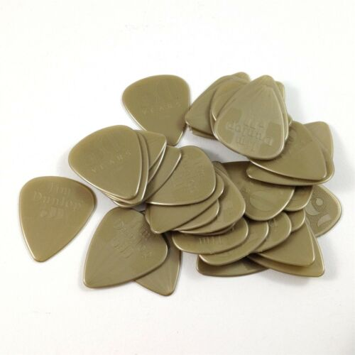 Dunlop Guitar Picks  36 pack  50th Anniversary Special Edition Nylon  .73MM