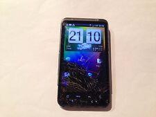 HTC Desire HD - 1.5GB - Mocha Smartphone Spare or repair