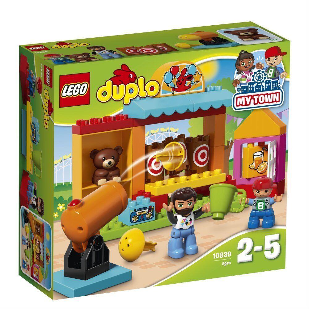 LEGO LEGO LEGO DUPLO Towm 10839 -mettre prise de vue le Blanc. de 2 5 ans 83b3d7