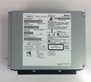 Genuine-Jaguar-XF-Ftype-Infotainment-Disc-Changer-CD-Player-C2Z31837