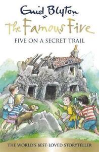 Five-On-A-Secret-Trail-Book-15-Famous-Five-Blyton-Enid-New